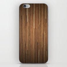 Wood #2 iPhone & iPod Skin
