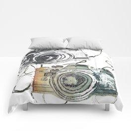 forever film Comforters
