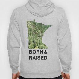Minnesota - Born & Raised Hoody