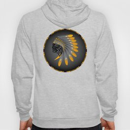 Honor and Strength Yellow Hoody
