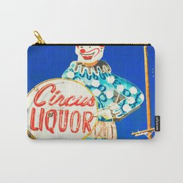Circus Liquor - Burbank, CA Carry-All Pouch