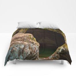Gobble Rock Cave Comforters