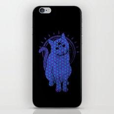 Trippy Cat: 4 iPhone & iPod Skin