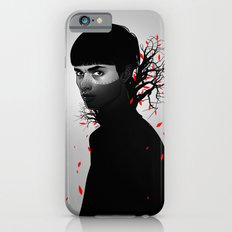 Black & Red iPhone 6s Slim Case