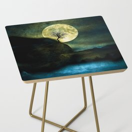 The Moon and the Tree. Side Table