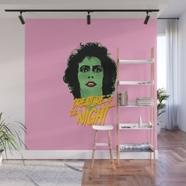 Creature of the night -The Rocky Horror Picture Show Wall Mural