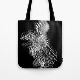 semantic golem lace Tote Bag