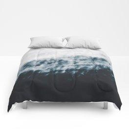 Abstract #fog Comforters