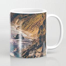 Big Sur Pacific Coast Highway Coffee Mug