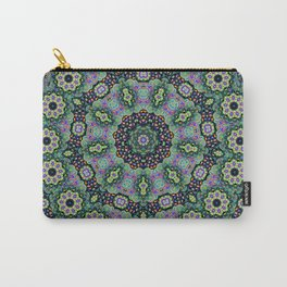 Nine Sided Paisley 2 Carry-All Pouch