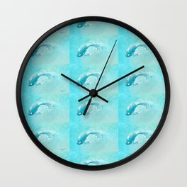 Dream Fish! Wall Clock