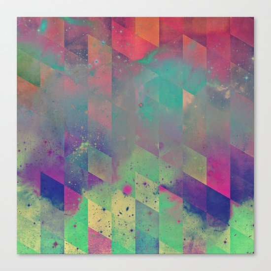 byby vy Canvas Print