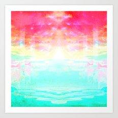 Atlantis Art Print