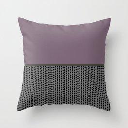 Okomito v.3 Throw Pillow