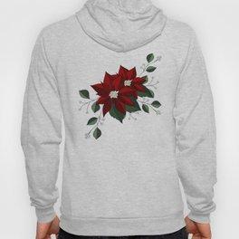 Nochebuena Poinsettia Hoody