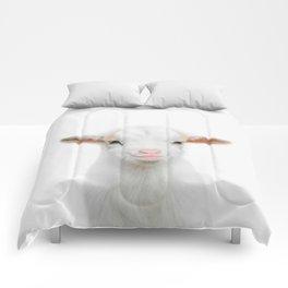 Baby Goat Comforters