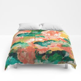 Abstract 83 Comforters