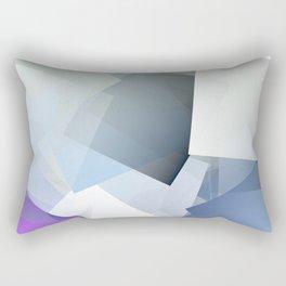 Cubism Abstract 190 Rectangular Pillow
