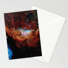Hubble Telescope: Cosmic Reef (2020), NGC 2014, NGC 2020 Stationery Cards