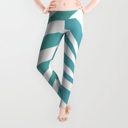 Wavy Stripes Leggings