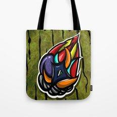 Digital Abstract Graffiti #3 Tote Bag