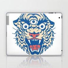 Third Eye Tiger Flash Laptop & iPad Skin