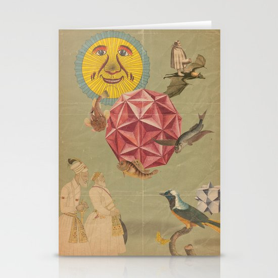casbah Stationery Cards
