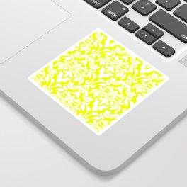 Lemon Fancy Sticker