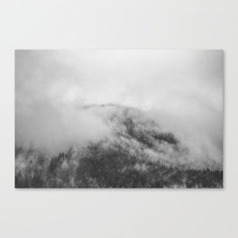 Moody clouds 1 Canvas Print