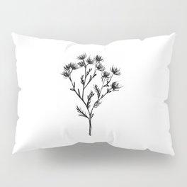 Wild Carrot Wildflower Pillow Sham