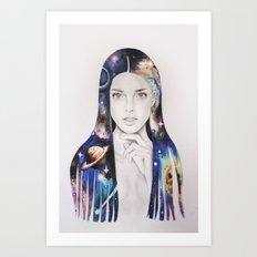 Nebulita Art Print