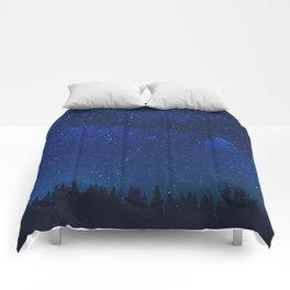 WATCHING THE STARS Comforters