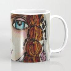WILD FEATHER, Free Spirit Girl Series Mug