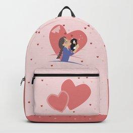 A big hug Backpack