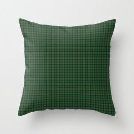 Kennedy Tartan Plaid Throw Pillow
