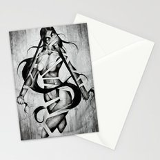 Fragments Of Absence Stationery Cards