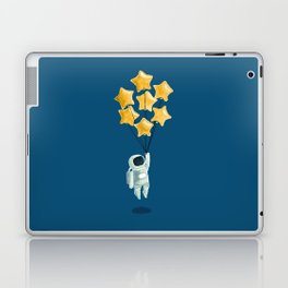 Astronaut's dream Laptop & iPad Skin