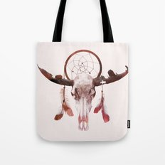 Deadly desert Tote Bag