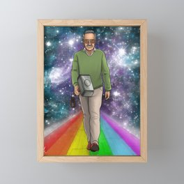 Excelsior Framed Mini Art Print