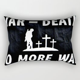 war Rectangular Pillow