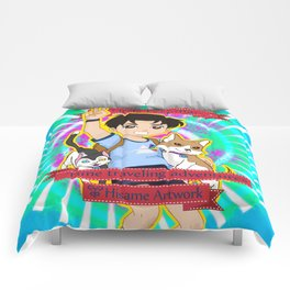 Niels Feynman | Cover poster Comforters