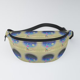 Make your own kind of music! Fanny Pack