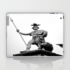 Guarding Dublin Castle Laptop & iPad Skin