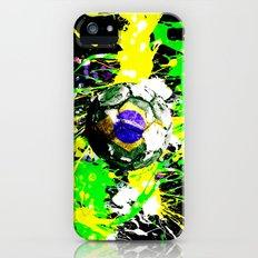 football Brazil iPhone (5, 5s) Slim Case