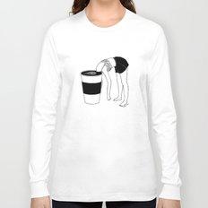 Coffee, First Long Sleeve T-shirt