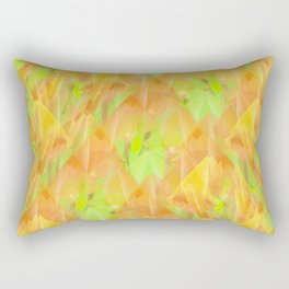 Tulip Fields #108 Rectangular Pillow