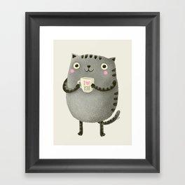 I♥you Framed Art Print