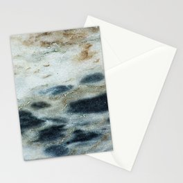 Polished Marble Stone Mineral Abstract Texture 21 Stationery Cards
