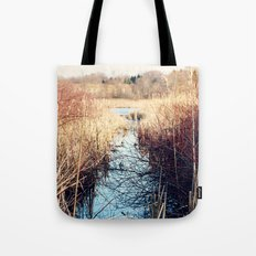 Unconfined Solitude Tote Bag