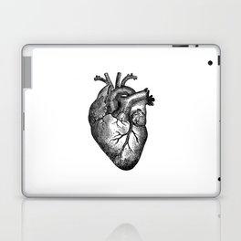 Vintage Heart Anatomy Laptop & iPad Skin